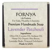 Lavender Patchouli Premium Handmade Soap - 150ml