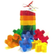 Puzzle Piece Soap - Handcrafted in the USA