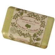 Panier des Sens Green Tea Shea Butter Soap