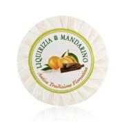 Sandalwood Licorice Mandarin by Speziali Fiorentini 100ml Bath Soap