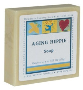 Ageing Hippie Natural Patchouli, Olive & Cocoa Butter Soap - 180ml