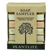 Aromatherapy Herbal Soap Sampler
