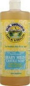 Dr. Woods 0667840 Shea Vision Pure Castile Soap Baby Mild with Organic Shea Butter - 32 fl oz