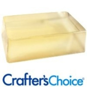 Crafters Choice Honey Melt & Pour Soap Base