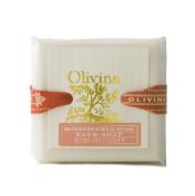Olivina Bath Soap, Honeysuckle Rose, 120ml