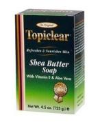 Topiclear Shea Butter Soap. 130ml