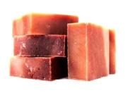 Castle Baths - Exotic Earth Frankincense Myrrh Natural Soap - 120ml
