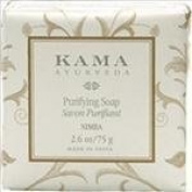 Kama Ayurveda - Purifying Soap Nimba-2.6 oz / 75 g