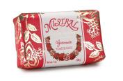 Mistral Edition Boheme Soap, Pomegranate, 200 Grammes Bar