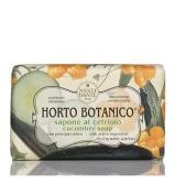 Nesti Dante Horto Botanico Cucumber Natural Vegetable Scented Bar Soap for Bath Hands and Body 250g