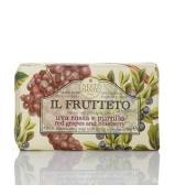 Il Frutteto Illuminating Soap - Red Grapes & Blueberry, 250g260ml