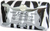 Chic Animalier Natural Soap - Hibiscus, Baobab Milk & Freesia, 250g260ml