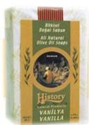 History Vanilla Soap - 180ml
