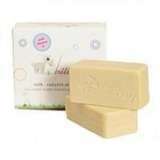 Billie Goat Baby Soap 2X50g