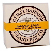 Great Barrier Island Bee Co. - Manuka Honey Triple Milled Soap