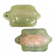 Sea Creature Glycerine Soap-filled Loofah Scrubbers