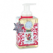 Michel Design Works Candy Cane Foaming Soap, 530ml
