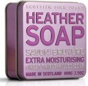 Scottish Fine Soaps Vintage Fragrances Soaps in a Tin Heather
