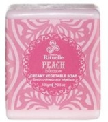 Urban Rituelle Sweet Treats -Peach Blossom Creamy Vegetable Soap 100ml