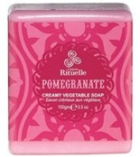 Urban Rituelle Sweet Treats -Pomegranate Creamy Vegetable Soap 100ml