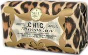 Chic Animalier Natural Soap - Myrrh, Ginger Tea & Patchouli, 250g260ml