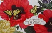 Commonwealth Lemon Poppy Butterfly Single Soap Bar 330ml