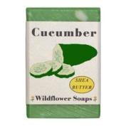 Cucumber Wildflower Soap
