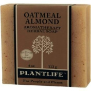 Oatmeal Almond 100% Pure & Natural Aromatherapy Herbal Soap- 120ml