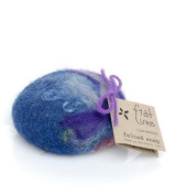 Lavender Felted Soap 1 bar by Fiat Luxe