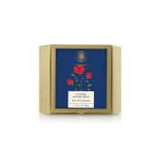Forest Essentials Luxury Sugar Soap - Rose & Cardamom 125g