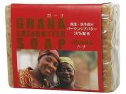 Tree of life Ghanasia Butter Soap Hena 85g