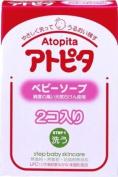 Atopita baby soap 2pc/box