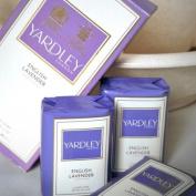 Yardley London Classic Soap 3-pk - English Lavender