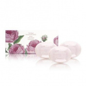 Bronnley Rose 3 x 100ml Hand Soap