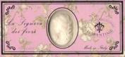 Saponificio Artigianale Fiorentino's La Signora Dei Fiori Cameo 3 x 130ml Soap Gift Set From Italy