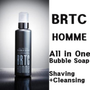 BRTC HOMME All In One Bubble Soap 200ml