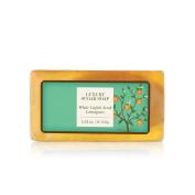 Forest Essentials Luxury Sugar Soap - Whole Loofah Scrub Lemongrass 150g