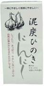 Earh Pure Soap Mad Charcoal Hinoki Garlic