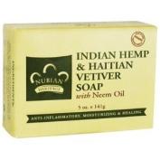 Bar Soap Indian Hemp & Haitian Vetiver, 150ml (141 g)