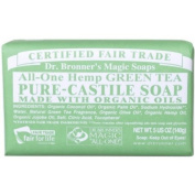Magic green tea soap bar 140g