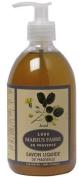 Savon de Marseille Liquid Soap Sandalwood 500ml Marius Fabre