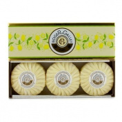 Roger & Gallet Cedrat (Citron) Perfumed Soap Coffret - 3x100g/100ml