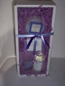 Bath Set Gift Box-Lavender