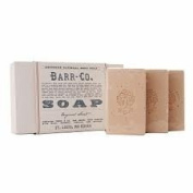 Barr Co 3 Piece Soap Gift Set 180ml Bars