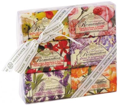 Nesti Dante Romantica Soap Collection