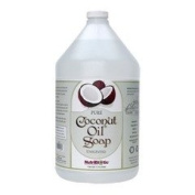 Nutribiotic Pure Coconut Oil Soap, Unscented 3.8l