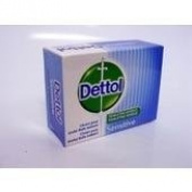 Dettol Sensitive Bar Soap 100ml/100g [European Import] - 8 Bars