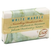 Deodorant Soap Bar, Individually Wrapped, White, 45ml Bar