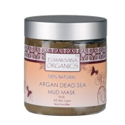 ELMA & SANA® Argan Oil Dead Sea Mud Mask-15oz