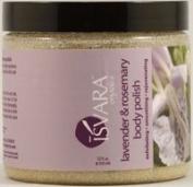 Isvara Organics Body Polish Lavender and Rosemary -- 350ml